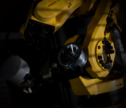 Robotic Factory Automation