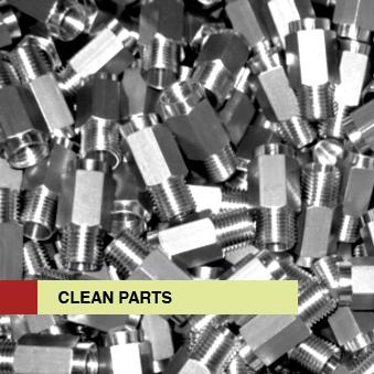 clean parts