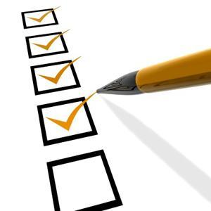 cnc machine checklist