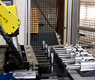 Automation Video: One Robot, Two VMCs, 4 Workpiece