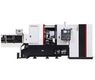 ISM B27 Hybrid CNC multi-spindle bar machine