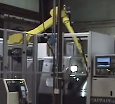 FanucVideo Shows Robotically Assisted Unattended Production Of Precision Aluminum Parts