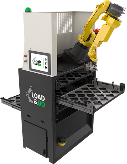 Load & Go Drawer Cell