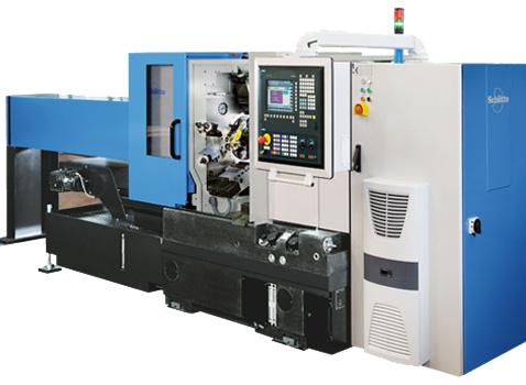 Schütte offers an extensive lineup of multi-spindle automatic machines.