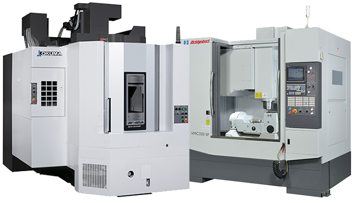 Gosiger offers vertical machining centers from Okuma and Hardinge