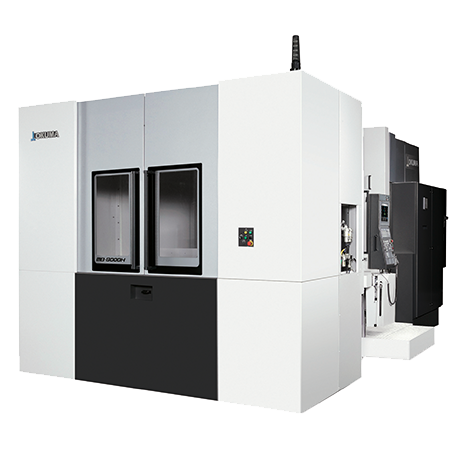 Gosiger offers horizontal machining centers from Okuma