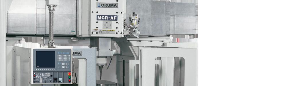 Okuma MCR-AF