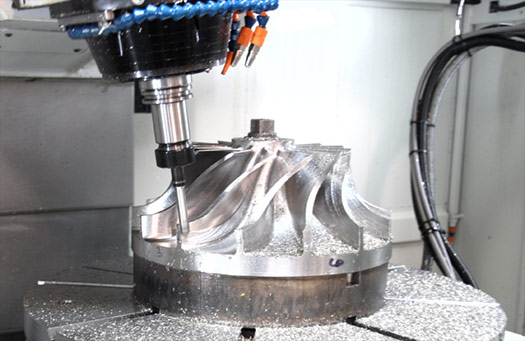 5 Axis Impeller